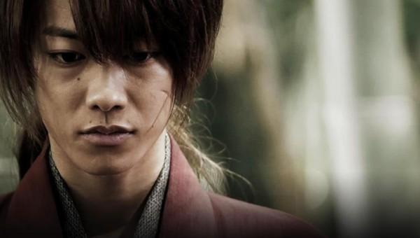 Takeru Satô no papel de Kenshin Himura - Samurai Xi